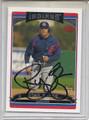 Ryan Garko Autographed Baseball Card 1805