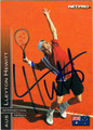 LLEYTON HEWITT AUTOGRAPHED TENNIS CARD #20213i