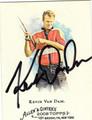 KEVIN VAN DAM AUTOGRAPHED CARD #20312G