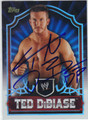 TED DiBIASE AUTOGRAPHED WRESTLING CARD #20313L