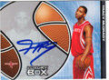 TRACY McGRADY AUTOGRAPHED BASKETBALL CARD #20312J