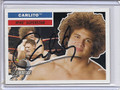 Carlito Autographed Wrestling Card 2038