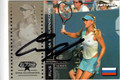 ANNA KOURNIKOVA AUTOGRAPHED TENNIS CARD #20313D