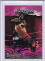 Booker T Autographed Wrestling Card 2035