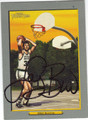 LARRY BIRD BOSTON CELTICS AUTOGRAPHED BASKETBALL CARD #20613H