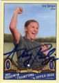 AMY RODRIGUEZ AUTOGRAPHED SOCCER CARD #20613M
