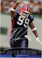 MARCELL DAREUS AUTOGRAPHED ROOKIE FOOTBALL CARD #20912F