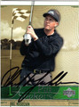 PHIL MICKELSON AUTOGRAPHED GOLF CARD #21113J