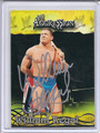 William Regal Autographed Wrestling Card 2114