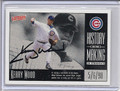 Kerry Wood Autographed Baseball Card 2140