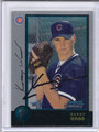 Kerry Wood Autographed Baseball Card 2139