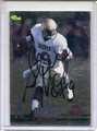 Steve McNair Autographed Rookie Football Card 2190