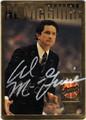 AL McGUIRE AUTOGRAPHED BASKETBALL CARD #22212C