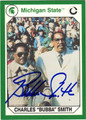 BUBBA SMITH AUTOGRAPHED FOOTBALL CARD #22212H
