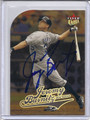Jeromy Burnitz Autographed Baseball Card 2199