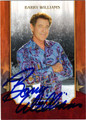 BARRY WILLIAMS AUTOGRAPHED CARD #22212L