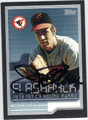 JIM PALMER AUTOGRAPHED BASEBALL CARD #22212O