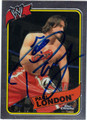 PAUL LONDON AUTOGRAPHED WRESTLING CARD #22512Q