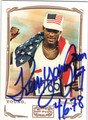 KEVIN YOUNG AUTOGRAPHED OLYMPICS CARD #22512Z