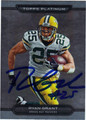 RYAN GRANT AUTOGRAPHED FOOTBALL CARD #22512i