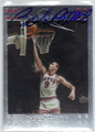 BOB PETTIT MILWAUKEE HAWKS AUTOGRAPHED BASKETBALL CARD #22613i