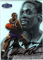 DENNIS RODMAN AUTOGRAPHED BASKETBALL CARD #22812F