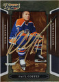 PAUL COFFEY AUTOGRAPHED HOCKEY CARD #22812K