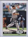 Mark Buehrle Autographed Baseball Card 2348