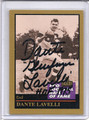 Dante Lavelli Autographed Football Card 2391