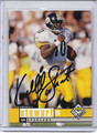 Kordell Stewart Autographed Football Card 2430