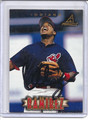 Manny Ramirez Autographed Baseball Card 2448