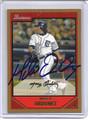 Maglio Ordonez Autographed Baseball Card 2418