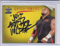 Tazz Autographed WWF Wrestling Card 2438