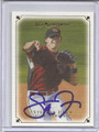 Steven Drew Autographed Baseball Card 2563