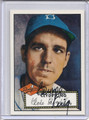Clyde King Autographed Baseball Card 2813