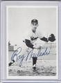 Ray Narleski Autographed Baseball Card 2833