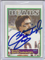 Brian Baschnagel Autographed Football Card 2857