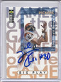 Carl Pickens Autographed Football Card 2860