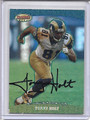 Torry Holt Autographed Football Card 2659