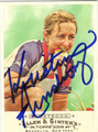 KRISTIN ARMSTRONG AUTOGRAPHED CYCLING CARD #30211C