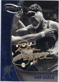DAN GABLE AUTOGRAPHED WRESTLING CARD #30312i