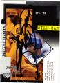SAMMY SOSA AUTOGRAPHED BASEBALL CARD #30412O