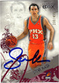 STEVE NASH AUTOGRAPHED & NUMBERED BASKETBALL CARD #30312A