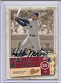 Hideki Matsui Autographed Baseball Card 3054