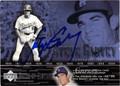 STEVE GARVEY AUTOGRAPHED BASEBALL CARD #30612A
