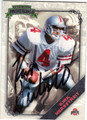 KIRK HERBSTREIT OHIO STATE BUCKEYES AUTOGRAPHED FOOTBALL CARD #30713A