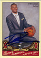 DeMARCUS COUSINS AUTOGRAPHED ROOKIE BASKETBALL CARD #30812M