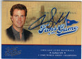 CHRIS O'DONNELL AUTOGRAPHED CARD #30813D