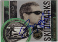 BOBBY LABONTE AUTOGRAPHED PIECE OF THE GAME NASCAR CARD #30813H
