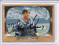 Victor Martinez Autographed Baseball Card 3088